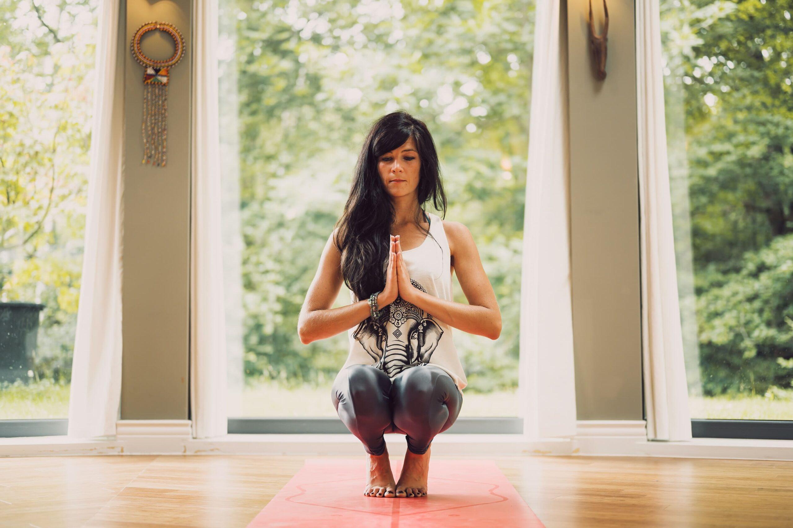 7 Yoga Poses for Spring | Mary Sabo | Self-Mastery Life Coach